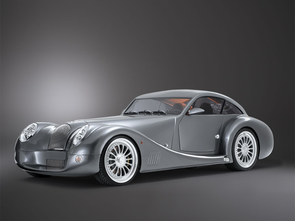 Morgan Aeromax Cars Image